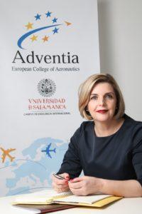 Dª. María del Carmen Rodrigo Martín, empresaria, de nacionalidad española, Presidenta Adventia.